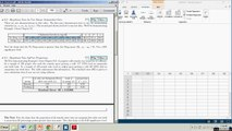 Hypothesis Test for Two Sample Means, Independent Data, with Minitab Express