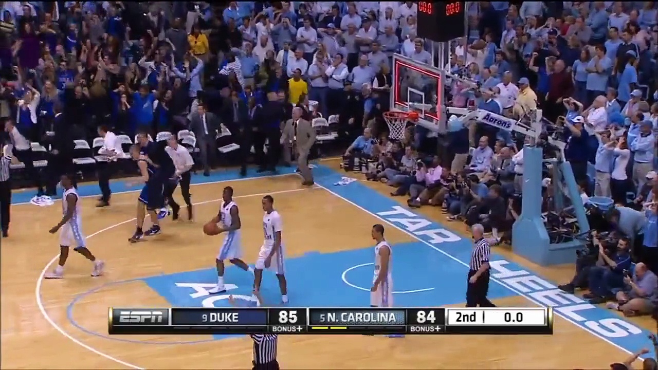 Top basketball college teams Moments