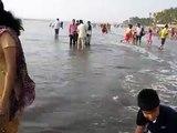 Juhu Chowpatty Beach, Mumbai
