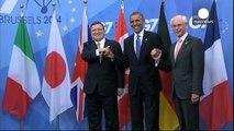 Vladimir Poutine, un absent devenu omniprésent au G7!