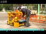 Hot Selling QT40-3A Hydraulic Automatic Egg Laying Block Machine