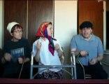 The Three Seniors Sing:  Stop OAS Cuts
