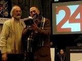 Remise des Prix du Festival de la BD Chrétienne 2010 à Angoulême : Mgr Claude DAGENS