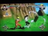 Naruto Ultimate Ninja Storm - Neji vs. Naruto