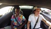 Picking Up Women in a Lamborghini (Gold Digger Prank) Picking Up Girls - Picking Up Women