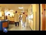 Clowns à l'hôpital au CHU de Poitiers