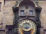 Glockenspiel am Rathaus Prag