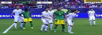 USA vs Jamaica 1-2 All Goals & Highlights | Gold Cup 22-07-2015 HD
