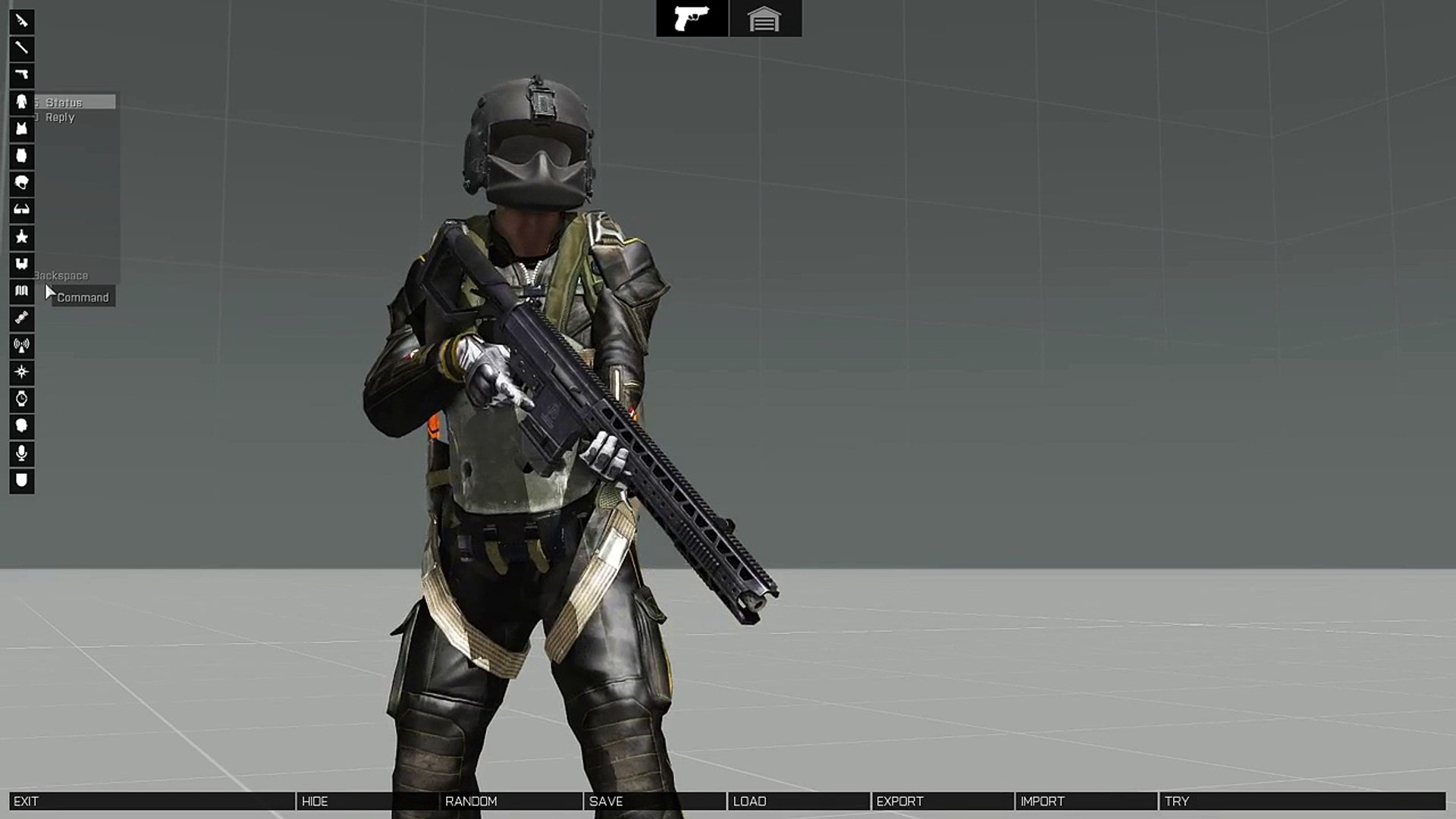 Arma III kit test Virtual Armory