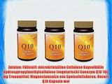 3er Pack Vita World Coenzym Q 10 Ubichinon 100mg 300 Kapseln Apotheken Herstellung