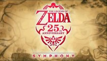 The Legend of Zelda 25th Anniversary Symphony - The Legend of Zelda Main Theme Medley