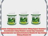 3er Pack Vita World Gruenlippmuschel 400mg   Vitamine 540 Kapseln Apotheken Herstellung