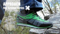 Millet mountain footwear range for outdoor activities (alpinism, trekking, fast hiking)