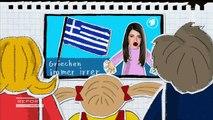 Lisas Welt: Der Grieche ist zwar arm, aber cool   Report Mainz   Das Erste