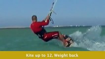 Aerial Transition - Kitesurfing Top Tips