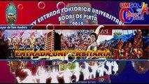Entrada Universitaria 2012 La Paz Bolivia - Tobas - Contaduria Pública HD - Bolivian Folklore