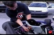 Jonathan Boies _ SRA Karting 2006