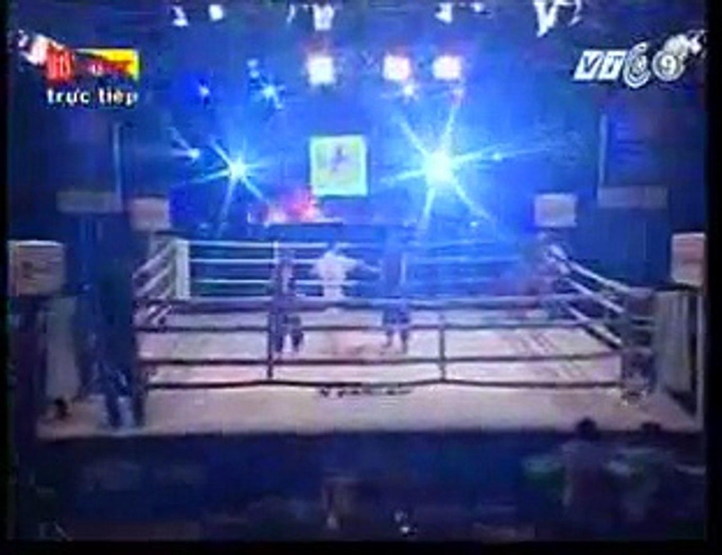 VCT Trận 3 : Nguyễn Thị Hằng Nga ( Bình Định ) VS Thạch Kim Duyên ( Tây Ninh )