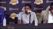 Kobe Bryant n'a toujours pas parlé aux recrues des Lakers...