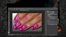 [Photoshop Lessons & Tutorials] - How To Apply Nailpolish Design On Your Nail
