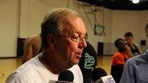 Men's Basketball Prepares for Cuba Trip
