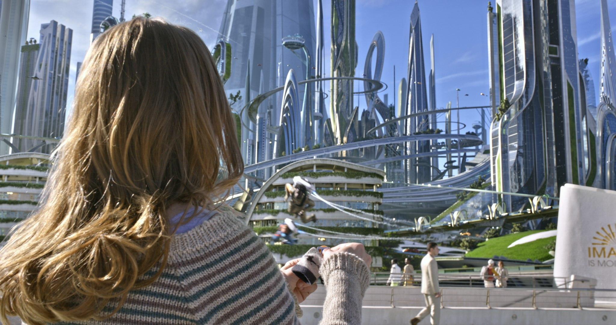 Tomorrowland == Full Movie == 2015