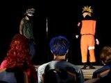 Naruto Dancing - Kakashi and Naruto Dancing to Michael Jackson