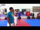 Active Warmup for Sport Taekwondo