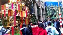 Hong Kong Travel Vlog: A tour of Causeway Bay