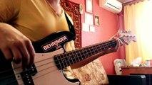 U2 - Yahweh (Bass guitar cover) (Album version) [Guitar Pro backing track]