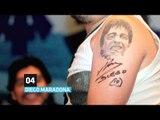 Les pires tatouages de fans