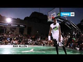 Ray Allen roi de Paris au Quai 54 !