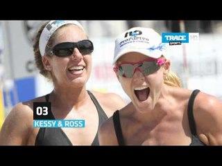 Sea, Sport & Sun: the best Beach-Volley duos