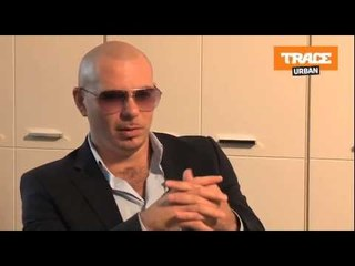 Pitbull loves to turn women on using their imagination