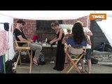 "EXCLU TRACE URBAN: Making of de ""Tourne"" / Shy'm à New York"