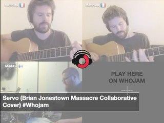 Servo (The Brian Jonestown Massacre) #Whojam #Threesome Cover