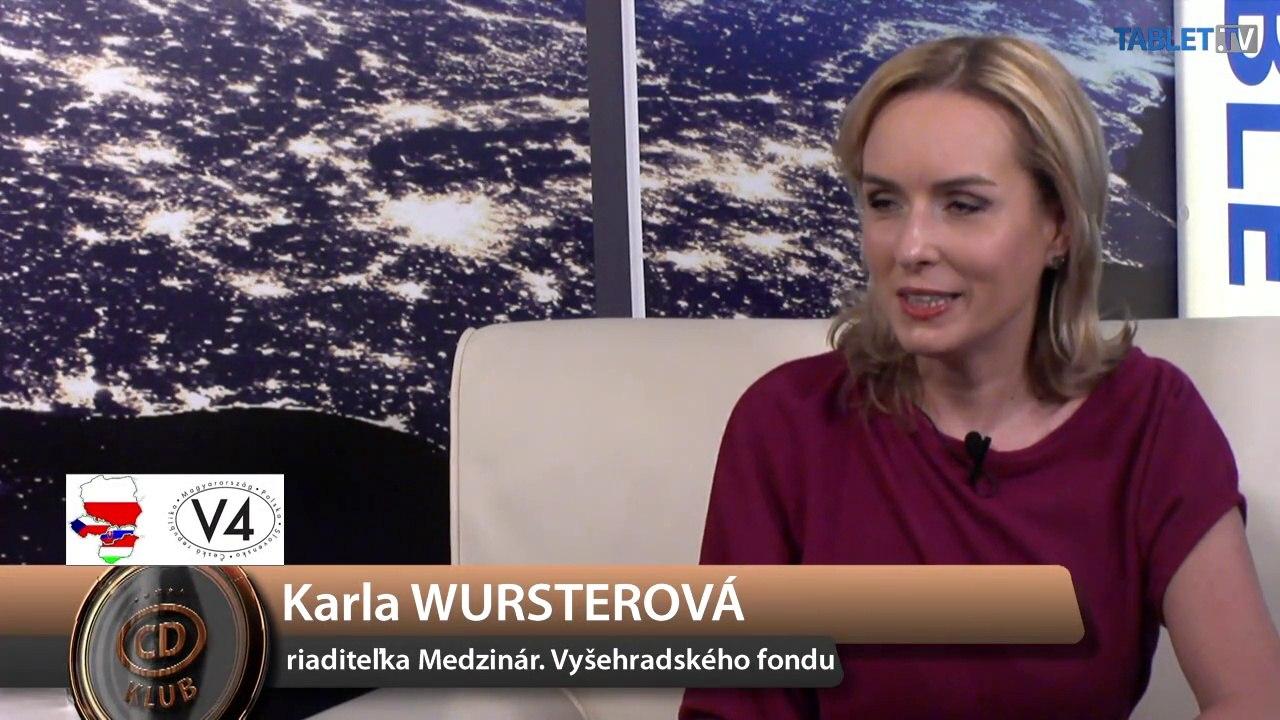 K. WURSTEROVÁ: Novou prioritou MVF sú inovácie a start-upy