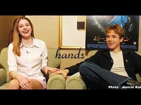 Rachel Hurd-Wood and Jeremy Sumpter in love [Read description]