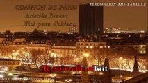 Karaoké Chanson de Paris Aristide Bruant Nini peau d'chien
