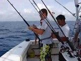 Cancun Scuba Diver left behind at Morama Paridise deep sea fishing-scuba diver rescue 07/06/2008