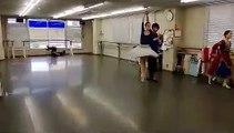 Rehearsals rehearsals *black Swan