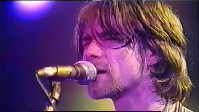 Nirvana - Smells Like Teen Spirit with Flea (RHCP) [Live At Hollywood Rock Festival]