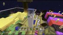 Minecraft xbox 360 edition-Creative mode