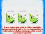3er Pack Vita World Graviola Blatt-Extrakt 10:1 10000mg Tagesdosis 360 Kapseln Apotheken Herstellung