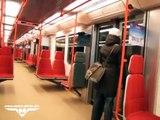 Pražské metro  M1  4197 - 4198