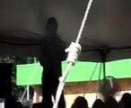 Elvis Allen sings 'Sweet Caroline' at Elvis Week 2003 (video