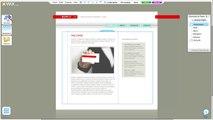 Aprenda como adicionar menus às suas páginas mestres do seu site Wix!