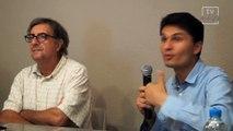 Les Eco dialogues du Festival de Thau - Gilles Vanderpooten