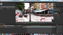 After Effects Motion Tracking Tutorial [german]