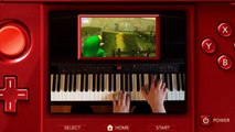 Zelda Ocarina of Time 3DS - Sheik's Theme, Piano